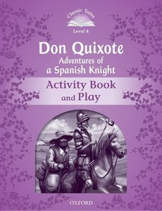 Level 4: Don Quichote Activity Pack & Play for 2016
