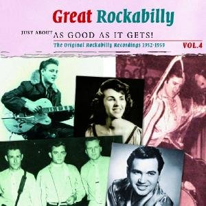 Various: Great Rockabilly Vol.4 - Just About As Good As It