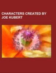Characters created by Joe Kubert