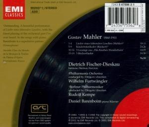 Fischer-Dieskau, D: Kindertotenlieder/Lieder Eines Fahrenden