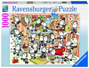Sheepworld: Cupcakes 1000 Teile