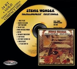 Fulfillingness' First Finale 24K-Gold-CD