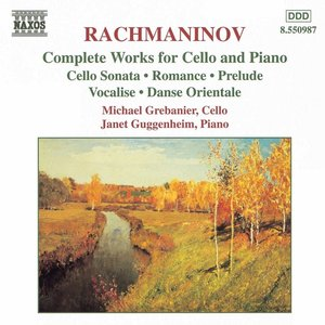 Kompl.Werke Für Cello U.Klavi