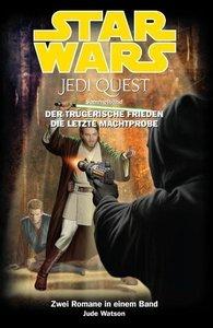 Star Wars: Jedi Quest Sammelband 04