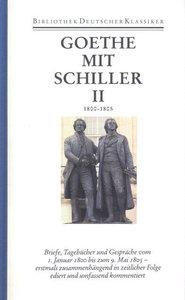 Briefe 5. Mit Schiller 2: 1800 - 1805