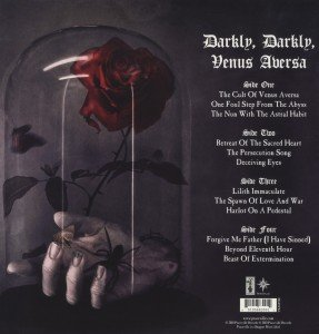 Darkly,Darkly,Venus Aversa