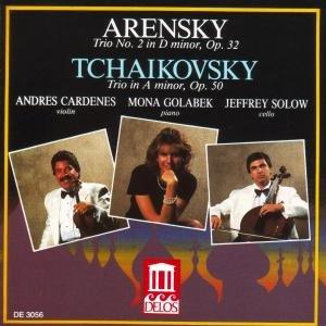 Arensky/Tschaikowsky/Klaviertrios