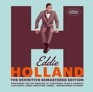 Eddie Holland+15 Bonus Tracks