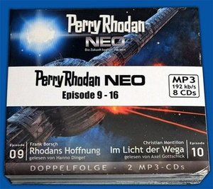 Perry Rhodan NEO Episoden 9 - 16