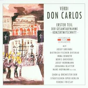 Don Carlos (Erster Teil)