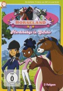 Horseland 2.5-Pferdebabys in Gefahr