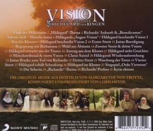 Vision-Aus Dem Leben Von Hildegard Von Bingen