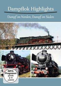 Dampflok Highlights-Dampf Im Norden,Dampf Im Süde