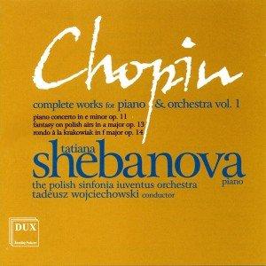 Werke Für Klavier Und Orchester Vol.1