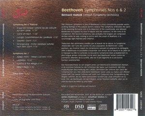 Sinfonien 2 & 6