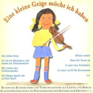 Eine Kleine Geige Möcht Ich Haben