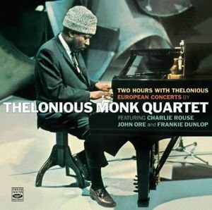 Two Hours With Thelonious(Compl.Paris&Milan Conc.)