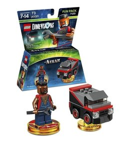 LEGO Dimensions - Fun Pack - A-Team - B.A. Baracus (71251)