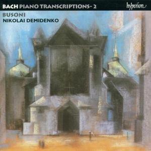Bach Klaviertranskriptionen 2