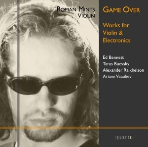Game Over Works For Violin And Elec