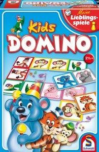 Schmidt Spiele 40539 - Domino Kids
