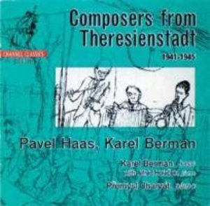Composers from Theresienstadt 1941-1945 (Vol.2)