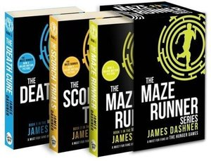 The Maze Runner Classic Box Set