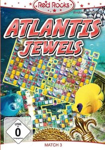 Red Rocks Atlantis Jewels - Diamonds 1
