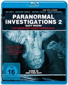 Paranormal Investigations 2 (Blu-ray)