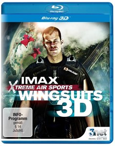 Wingsuit Warrior 3D (IMAX Xtreme Air Sports)