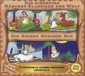 Grimms Märchen - Box Set, Folgen 1-4