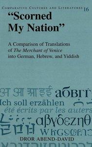 'Scorned My Nation'