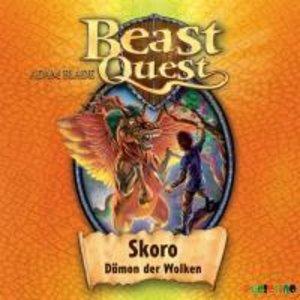 Beast Quest 14. Skoro, Dämon der Wolken
