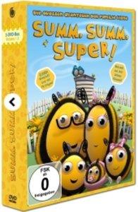 SUMM, SUMM, SUPER! - Die großen Abenteuer der Familie Biene, Vol