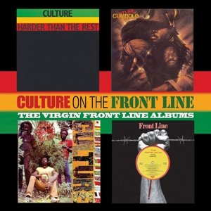 The Virgin Frontline Albums