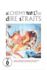 ALCHEMY LIVE (BLU-RAY)