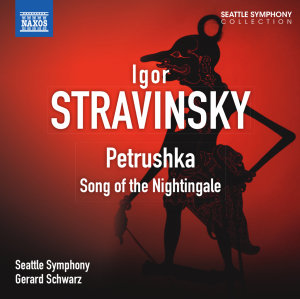 Petruschka/Song of the Nightingale