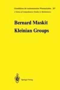 Kleinian Groups