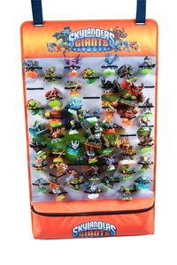 Skylanders Giants - Over the Door Storage System