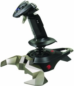 Mad Catz Cyborg V.1 Stick, Joystick für PC