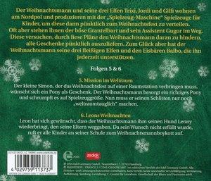 (3)Original Hörspiel z.TV-Leons Weihnachten
