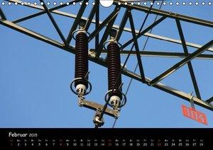 Berg, M: Unter Strom (Wandkalender 2015 DIN A4 quer)