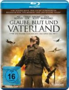 Glaube,Blut und Vaterland-Blu-ray