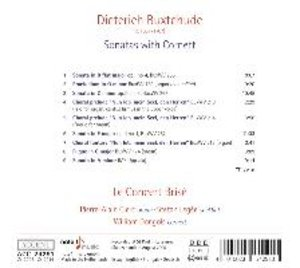 Sonatas with Cornett