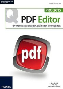 Quick PDF Editor 2015