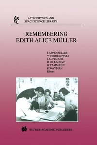 Remembering Edith Alice Müller