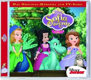 Sofia die Erste-..Abenteuer in der Wüste Folge 5