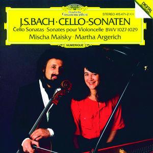 SONATEN FÜR CELLO U. KLAVIER BWV 1027-29