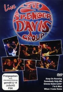 The Spencer Davis Group/Live