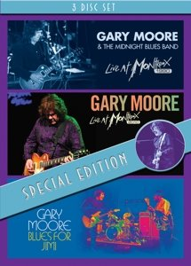 Live At Montreux 1990+2010/Blues For Jimi